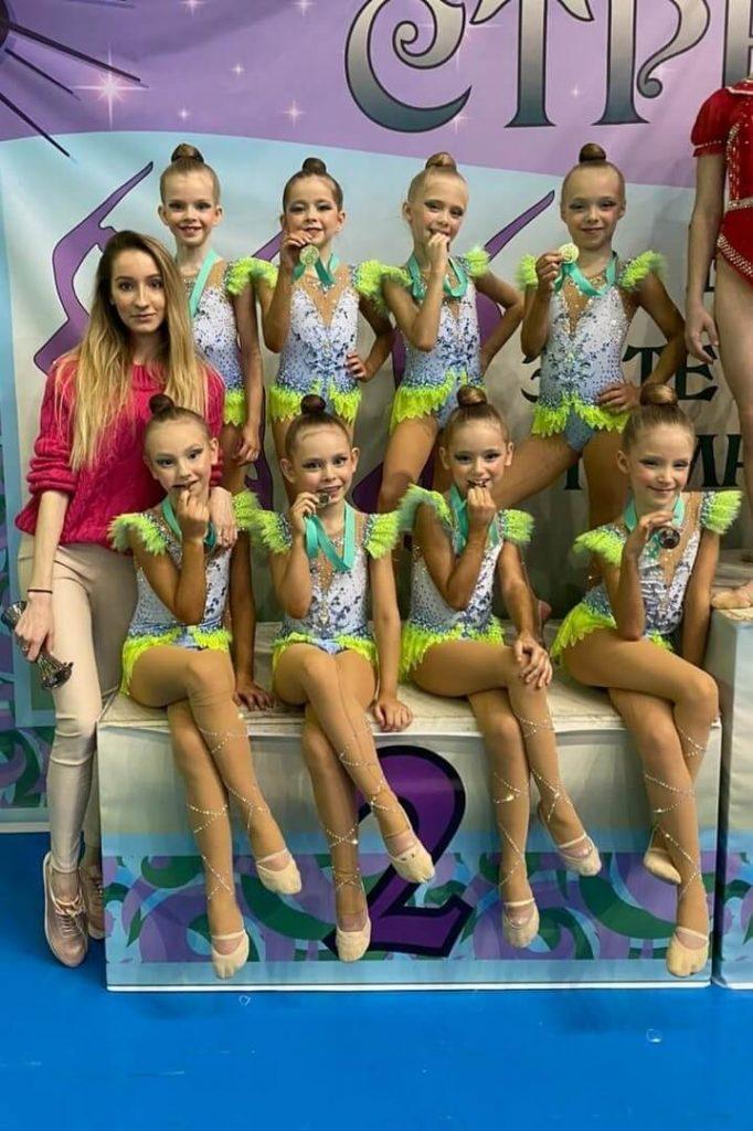 Турнир по эстетической гимнастике «Стрекоза»