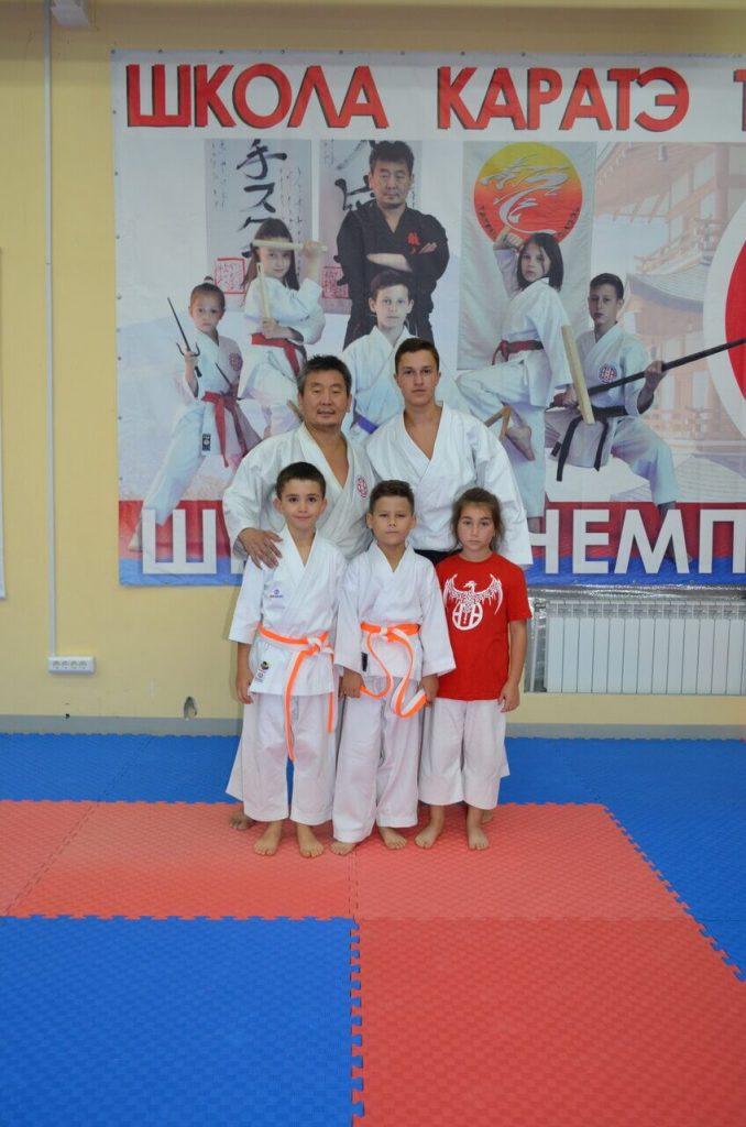Спортивная школа TATSUJIN KARATE SCHOOL